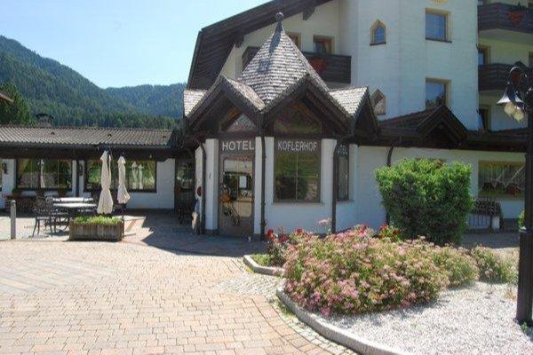 Foto estiva di presentazione Hotel Koflerhof