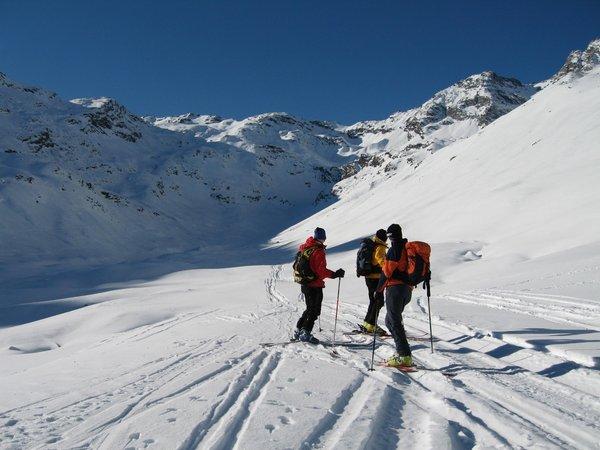 Winter Präsentationsbild Infopoint Campodolcino