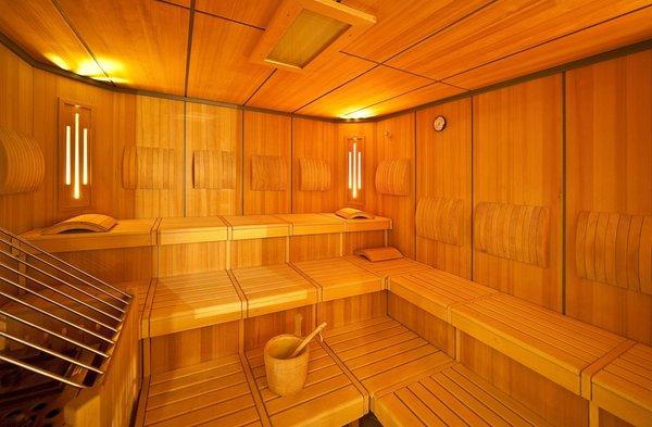 Foto della sauna Rasun in Valle d'Anterselva