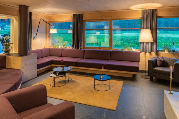 The common areas Hotel Brunnerhof