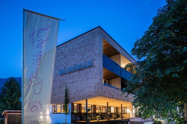 Photo exteriors in summer Brunnerhof