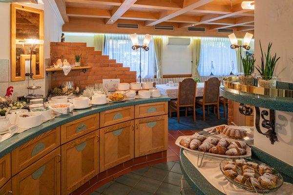 The breakfast Hotel Brunnerhof