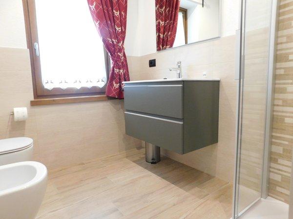 Foto del bagno Appartamenti Casa Silver
