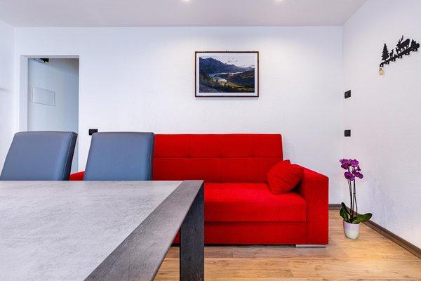 Der Wohnraum Ferienwohnungen Casa Silver