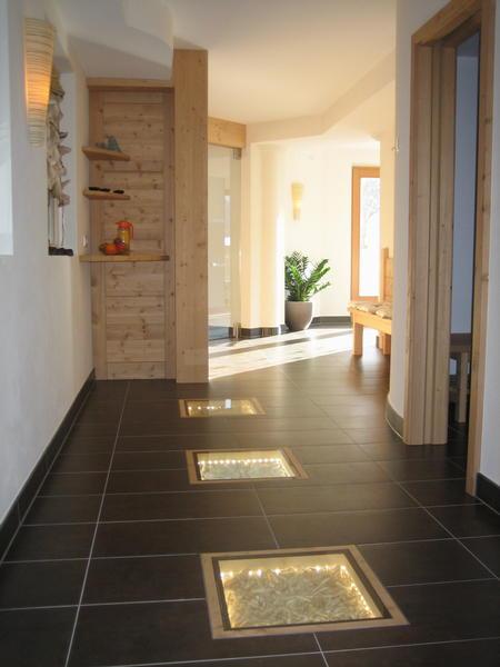 Photo of the wellness area Garni (B&B) + Apartments Neumairhof