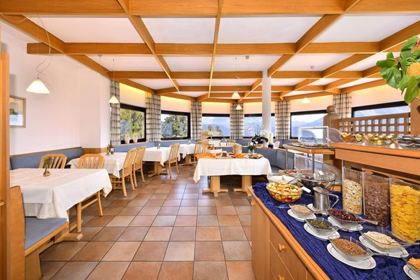La colazione Panoramahotel Obkircher - Hotel 3 stelle