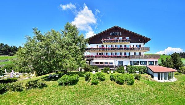 Foto estiva di presentazione Panoramahotel Obkircher - Hotel 3 stelle