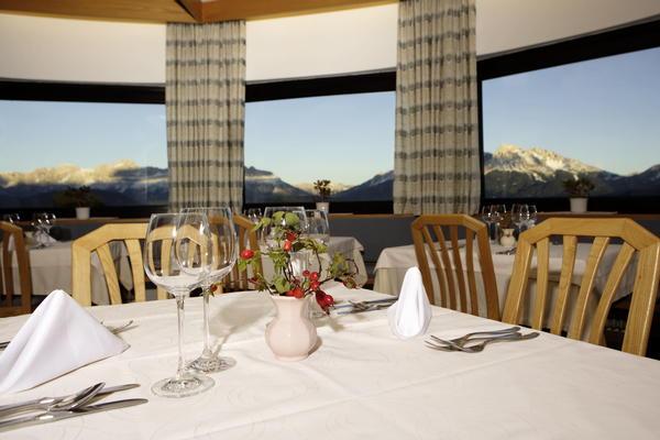 Il ristorante Nova Ponente Panoramahotel Obkircher