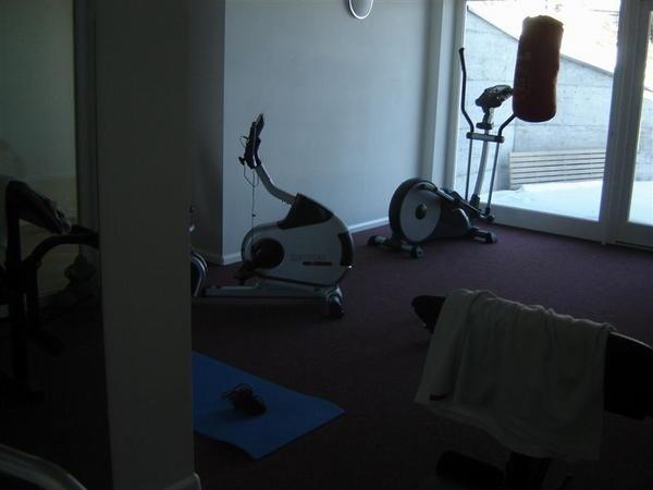 Foto della zona fitness Panoramahotel Obkircher