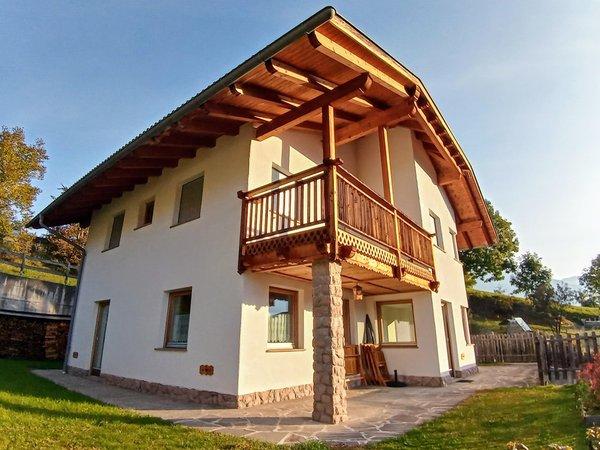 Foto estiva di presentazione Appartamenti Sardagna Luigi