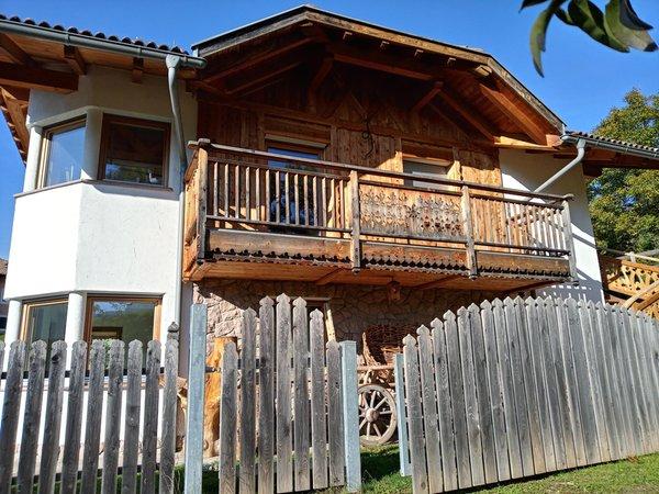 Foto esterno in estate Sardagna Luigi