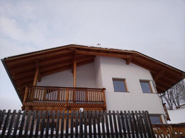 Foto esterno in inverno Sardagna Luigi