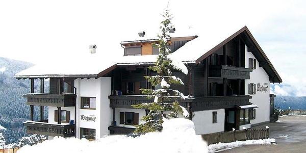 Foto esterno in inverno Wiesenhof