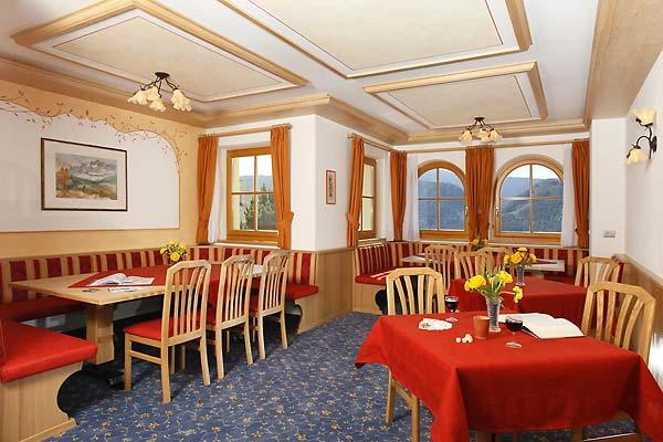 Il ristorante Nova Ponente Wiesenhof