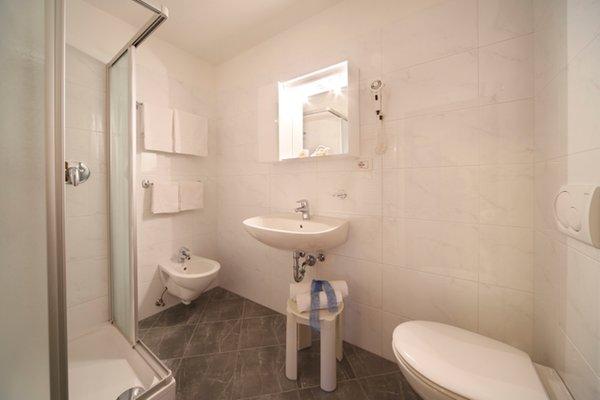 Foto del bagno Residence Wiesenhof
