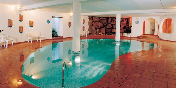 La piscina Wiesenhof - Residence 3 stelle
