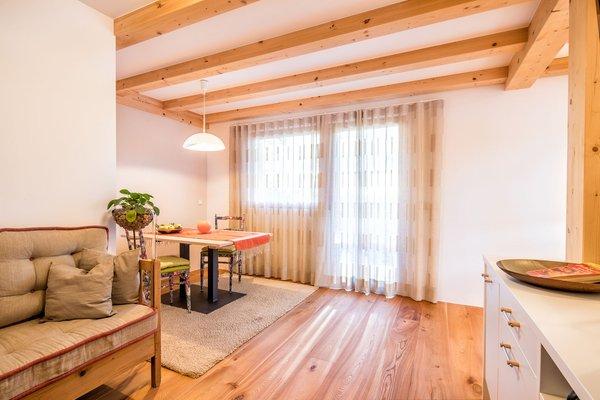 La zona giorno Spanglerhaus - Appartamenti 4 soli