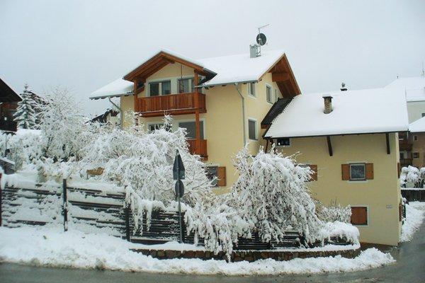 Foto invernale di presentazione Spanglerhaus - Appartamenti 4 soli