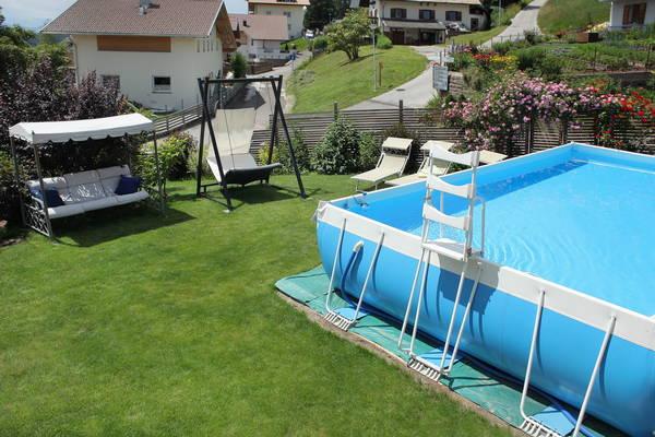 La piscina Spanglerhaus - Appartamenti 4 soli