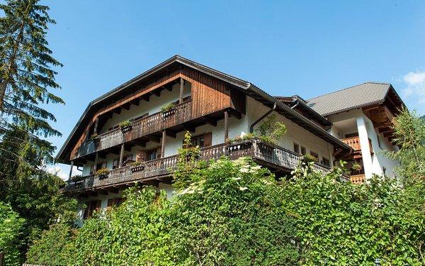 Foto estiva di presentazione Residence Pichlerhof
