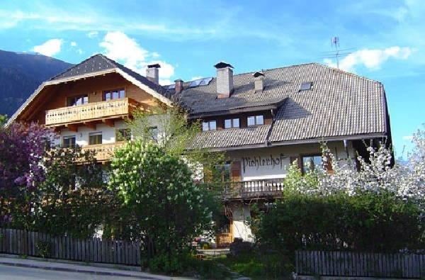 Foto Außenansicht im Sommer Pichlerhof