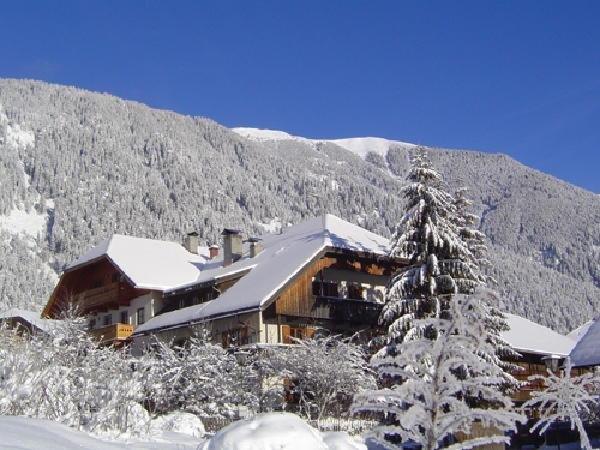 Foto invernale di presentazione Residence Pichlerhof