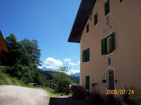 Foto esterno in estate Köhlhof