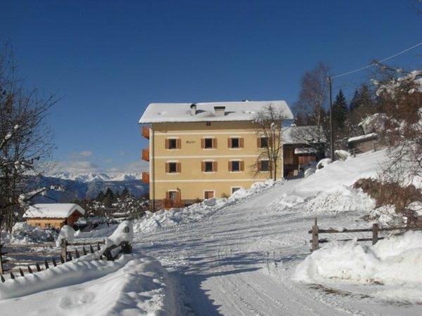 Photo exteriors in winter Spörlhof