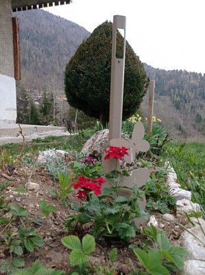 Foto vom Garten Calalzo di Cadore (Centro Cadore)