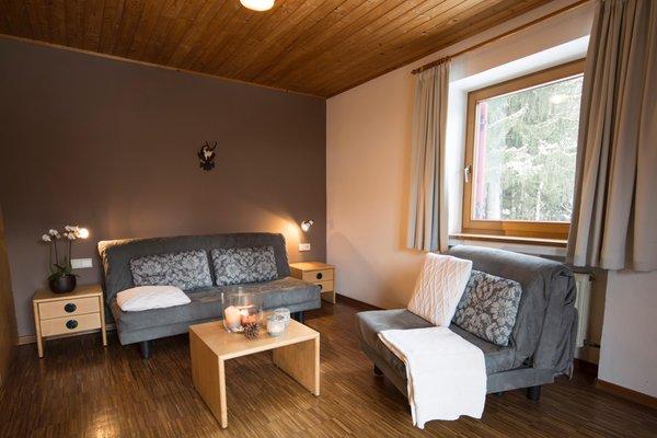 Das Wohnzimmer Residence Veider
