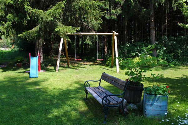 Photo of the garden Rasun in Valle d'Anterselva / Rasen im Antholzertal