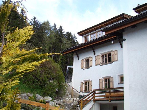 Foto esterno in estate Zollerhof