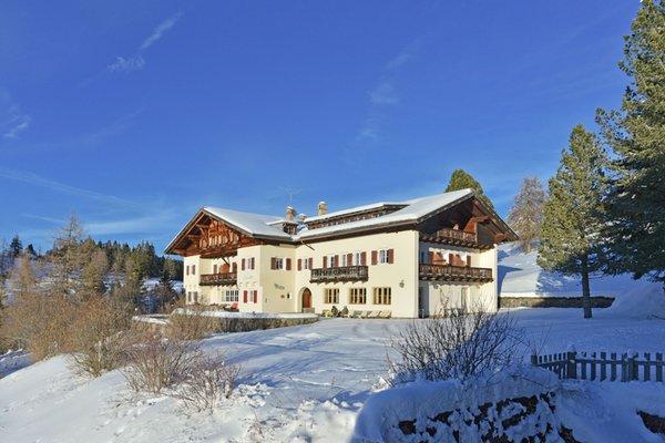 Photo exteriors in winter Bewaller