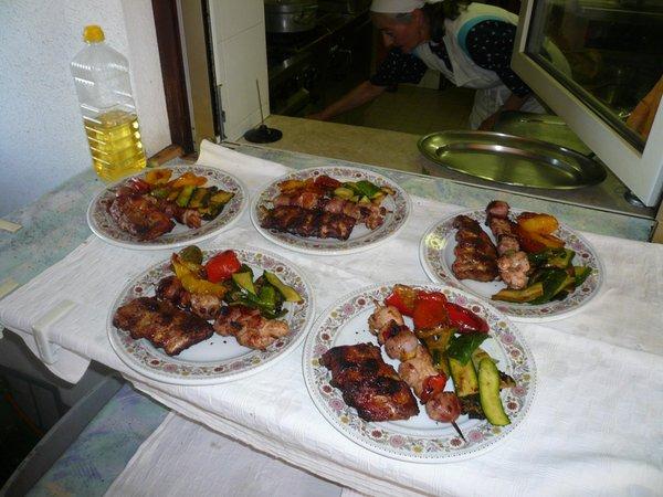 Il ristorante Obereggen Specker