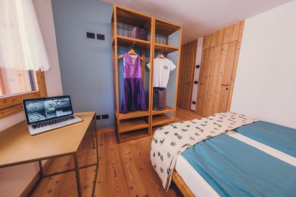 Foto vom Zimmer Ferienwohnungen Ciasa Nü