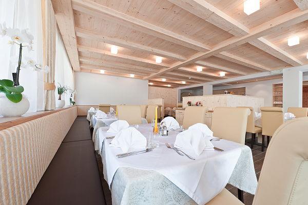Il ristorante Ega (Obereggen - Nova Ponente) Zur Sonne