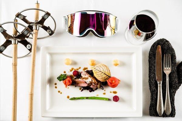 Ricette e proposte gourmet Sporthotel Obereggen