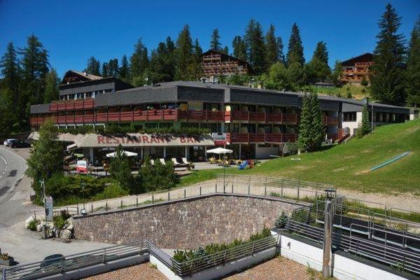 Foto estiva di presentazione Sporthotel Obereggen - Hotel 4 stelle sup.