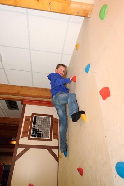 La sala giochi Hotel Sporthotel Obereggen