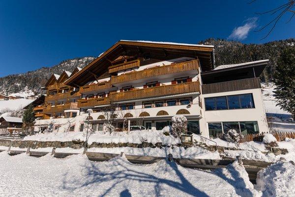 Foto Außenansicht im Winter Alpenland
