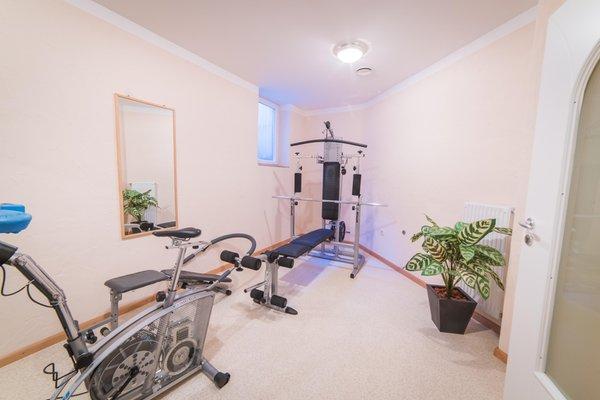 Foto della zona fitness Hotel Seehauser
