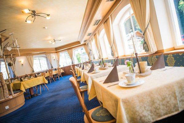 Il ristorante Nova Levante Seehauser