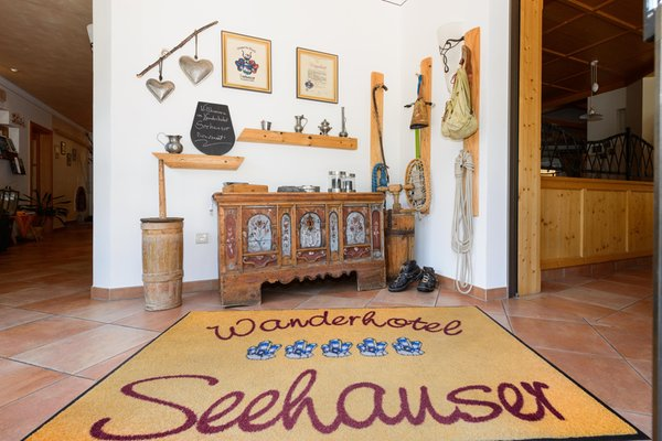 Le parti comuni Hotel Seehauser