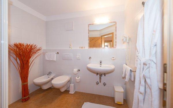 Foto del bagno Hotel Seehauser