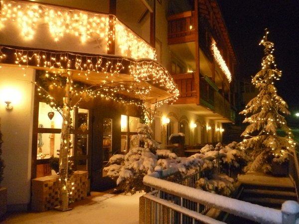Foto esterno in inverno Seehauser