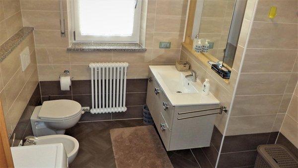 Foto del bagno Appartamento Panorama