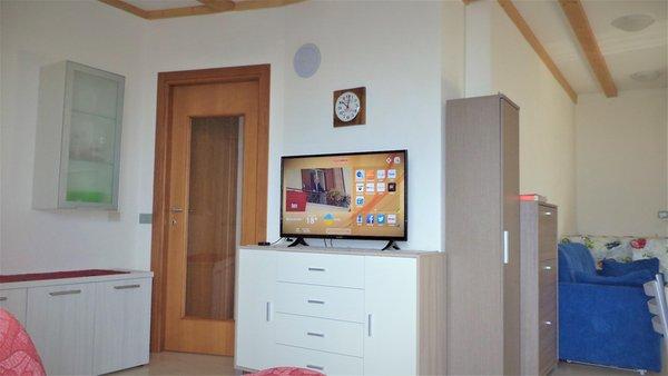 La zona giorno Appartamento Panorama