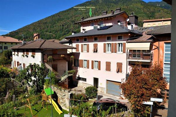 Foto estiva di presentazione Appartamento Panorama