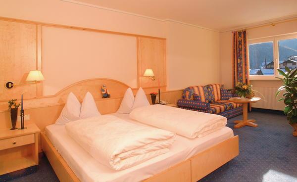 Foto vom Zimmer Hotel Central