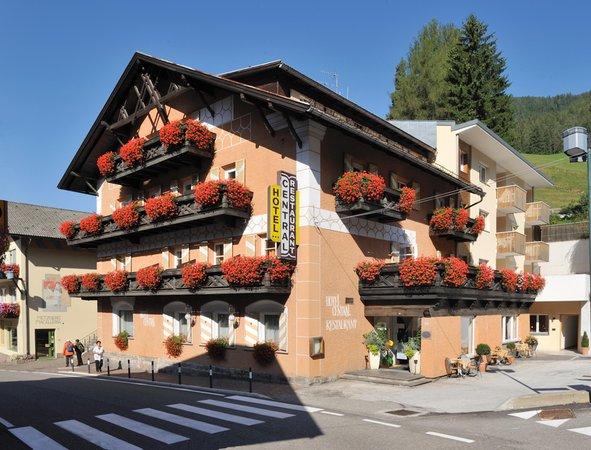 Sommer Präsentationsbild Hotel Central